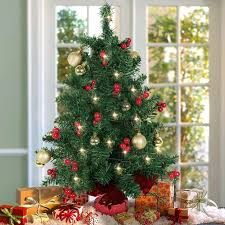 Unlit Christmas Trees Sears by Christmas Sears Christmas Trees With Lights On Sale At Pre Lit