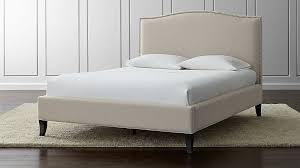 Colette Natural Upholstered Bed