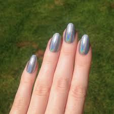 Oval Shaped Nail Designs