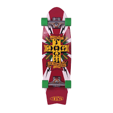 100 Indy Trucks Buy Dogtown Death To Invaders Mini Cruiser 85 White