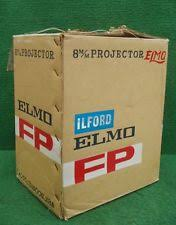 elmo vintage projectors screens ebay