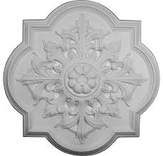 2 Piece Ceiling Medallion Canada by 31 1 4