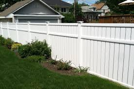 Vinyl PVC Fences Chicago | Vinyl Fence Installation Company Classic White Vinyl Privacy Fence Mossy Oak Fence Company Amazing Outside Privacy Driveway Gate Custom Cedar Horizontal Installed By Titan Supply Backyards Enchanting Backyard Co Charlotte 12 22 Top Treatment Arbor Inc A Diamond Certified With Caps Splendid Near Me Standard Wood Front Stained Companies Roofing Download Cost To Yard Garden Design 8 Ft Tall Board On Backyard