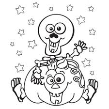 Download Coloring Pages Halloween View Larger