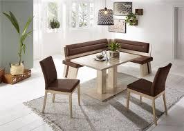 eckbank eckbankgruppe duo 3 widleiche dekor set 4 teilig umstellbar in 3 verschiedenen größen erhält