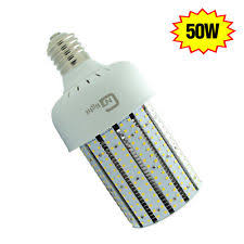 50w led corn bulb retrofit 175 watt mercury vapor dusk to