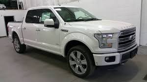 100 Ford 4 Door Truck 2016 F150 WD SuperCrew 15 Limited Pickup Boundary