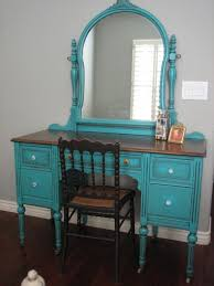 Image Detail For European Paint Finishes Turquoise Teal Cream Bedroom Set