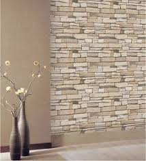Attractive Design Ideas Self Adhesive Wall Paper In Conjunction With Best 25 Wallpaper On Pinterest Natural Stacked Stone Brick Vinyl Peel Stick NO H608