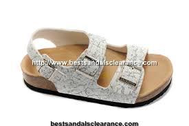 birkenstock milano sandals mens sandals white braided