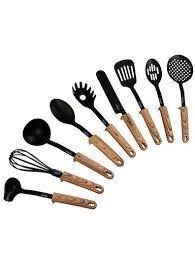 set ustensiles de cuisine set ustensiles cuisine 9 pces stoneline laurakent fr