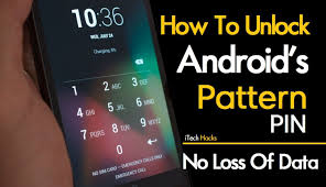 How To Hack Unlock Android Pattern Lock PIN Password