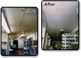 ceiling cleaning products for cleaning and restoring acoustical