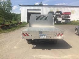 100 Aluminum Truck Heavy Hauler Single Rear Wheel Aluminum Diamond Plate Truck Bed