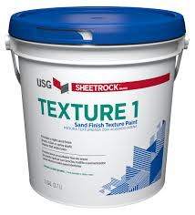 Finishing Drywall On Ceiling by Usg Sheetrock Brand Texture 1 Sand Finish Texture Paint