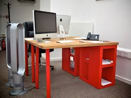 Ikea Desk Top Wood by How To Build A Better Ikea Desk Apartment Therapy