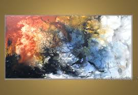 modern abstract painting canvas dma homes 87071