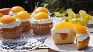 Aprikosen Cupcakes Im Spiegelei Look Osterrezept Oster Backen