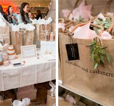 Guests Shopped Gifts That Give Back From The Little Market As Well New Pieces Shop Cupcakes And Cashmere