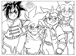 Pages Colorier Beyblade 907 Velaforcongresscom