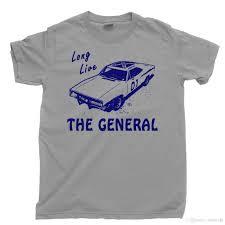 100 Dixie Horn For Truck DUKES Of HAZZARD T Shirt GENERAL LEE Air Southern Flag