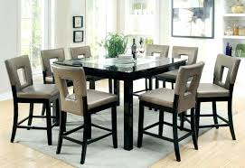 Tall Dining Room Sets New Table 40 Elegant High Set