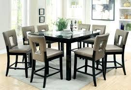 Tall Dining Room Sets New Table 40 Elegant High Set