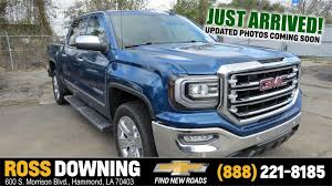100 Used Trucks Dealership GMC For Sale In Hammond Louisiana GMC Truck