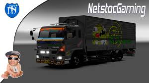 100 Euro Truck Simulator 2 Truck Mods ETS Reviews HINO 500 By KETSi