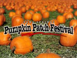 Pumpkin Patch Tulsa 2014 by Sand Springs Pumpkin Patch Festival Pumpkin Patch