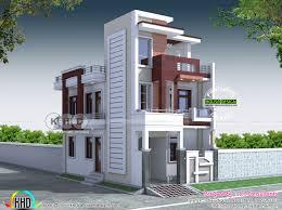 100 Home Design Contemporary 20x40 Contemporary Indian Home Design Kerala Home Design