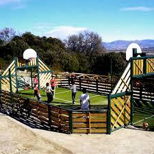 terrain de basket exterieur construction terrain basket terrain basketball personnalisable