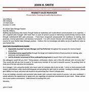 Gallery of sales manager cover letter Sales Manager Cover