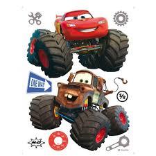 Lightning McQueen & Martin