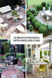 18 Brick Patio Ideas With Pros And Cons - Shelterness Circular Brick Patio Designs The Home Design Backyard Fire Pit Project Clay Pavers How To Create A Howtos Diy Lay Paver Diy Brick Patio Youtube Red Building The Ideas Decor With And Fences Outdoor Small House Stone Ann Arborcantonpatios Paving Patios Gallery Europaving Torrey Pines Landscape Company Backyards Fascating Good 47 112 Album On Imgur
