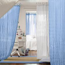 Floor To Ceiling Tension Pole Room Divider by Interior Curtain Room Dividers Curtain For Room Divider