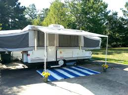 Used Camper Awnings Trailer With A Bold Black And White Canvas ... Pop Up Camper Awnings For Sale Four Wheel Campers On Chrissmith Time To Back It Up Under The Slide On Camper Steel Trailer 4wd 33 Best 0 How Fix Canvas Tent Images Pinterest Awning Repair Popup Trailer Rail Replacement U Track Home Decor Motorhome Magazine Open Roads Forum First Mods Now Porch Life Ppoup Awning Bag Dometic Cabana For Popups 11 Rv Fabric Window Bag Fiamma Rv Awnings Bromame Go Outdoors We Have A Great Range Of