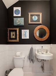 small half bathroom decorating ideas contemporary design