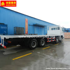 100 Truck Flatbed Hot Item Sinotruk HOWO 8X4 50 Tons Cargo