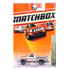 100 75 Chevy Truck Amazoncom Matchbox Outdoor Sportsman 19 Chevrolet