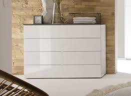 schön schlafzimmer kommode weiß hochglanz schlafzimmer