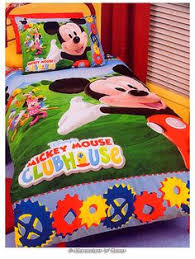 Disney Mickey Mouse Clubhouse Window Drapes