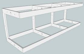 shelf layout design plans diy free download non slate pool table