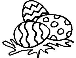 Easter Egg Design Coloring Pages 23