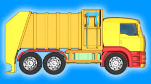 Binkie TV - Garbage Truck | Baby Videos | For Kids - YouTube