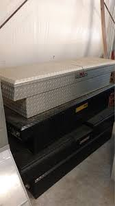 Truck Bed Tool Boxes For Auction | Municibid Truck Tool Boxes Gladiator Toolbox Toolboxes Aeroklas Usa U Storage Drawers Bed Diy Welcome To Box Professional Grade For With Slide Out Wwwtopsimagescom Bakbox 2 Installation On Ford F150 Fence Armor Best Decked Featured On Diesel Brors Thrifty Toyota Hilux 16 Swing Case Right Side Ebay Listitdallas Choosing The Campways Accessory World Photo Gallery Unique Diamond Plate Alinum What You Need To Know About Husky Truck Bed Alinum Full Size Smline Low Profile