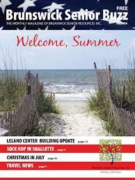 Crab Pot Christmas Trees Wilmington Nc by July 2016 Brunswick Senior Buzz By Brunswick Senior Resources Inc