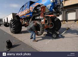 Taking Big Tires Of Thrasher Monster Truck To Transport After Event ... Monster Trucks Coming To Champaign Chambanamscom Charlotte Jam Clture Powerful Ride Grave Digger Returns Toledo For The Is Returning Staples Center In Los Angeles August Traxxas Rumble Into Rabobank Arena On Winter 2018 Monster Jam At Moda Portland Or Sat Feb 24 1 Pm Aug 4 6 Music Food And Monster Trucks Add A Spark Truck Insanity Tour 16th Davis County Fair Truck Action Extreme Sports Event Shepton Mallett Smashes Singapore National Stadium 19th Phoenix
