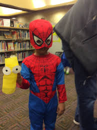 Fells Point Halloween Festival by Livingston Public Library Hosts Minion Themed Halloween Party And