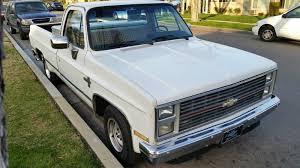 100 1987 Chevy Truck RV10 Custom Deluxe Scottsdale Silverado 2nd Owmer
